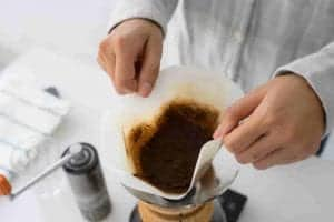 Clean Coffee Filters