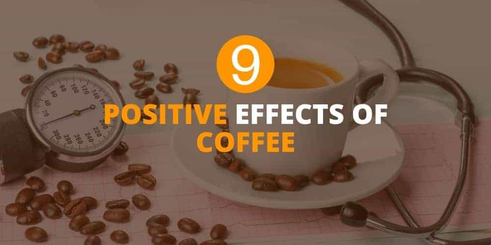 positive effects of coffee
