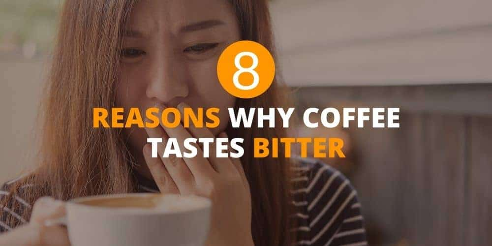 what makes coffee bitter